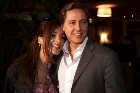 Promi-Paare: Verona und Franjo Pooth