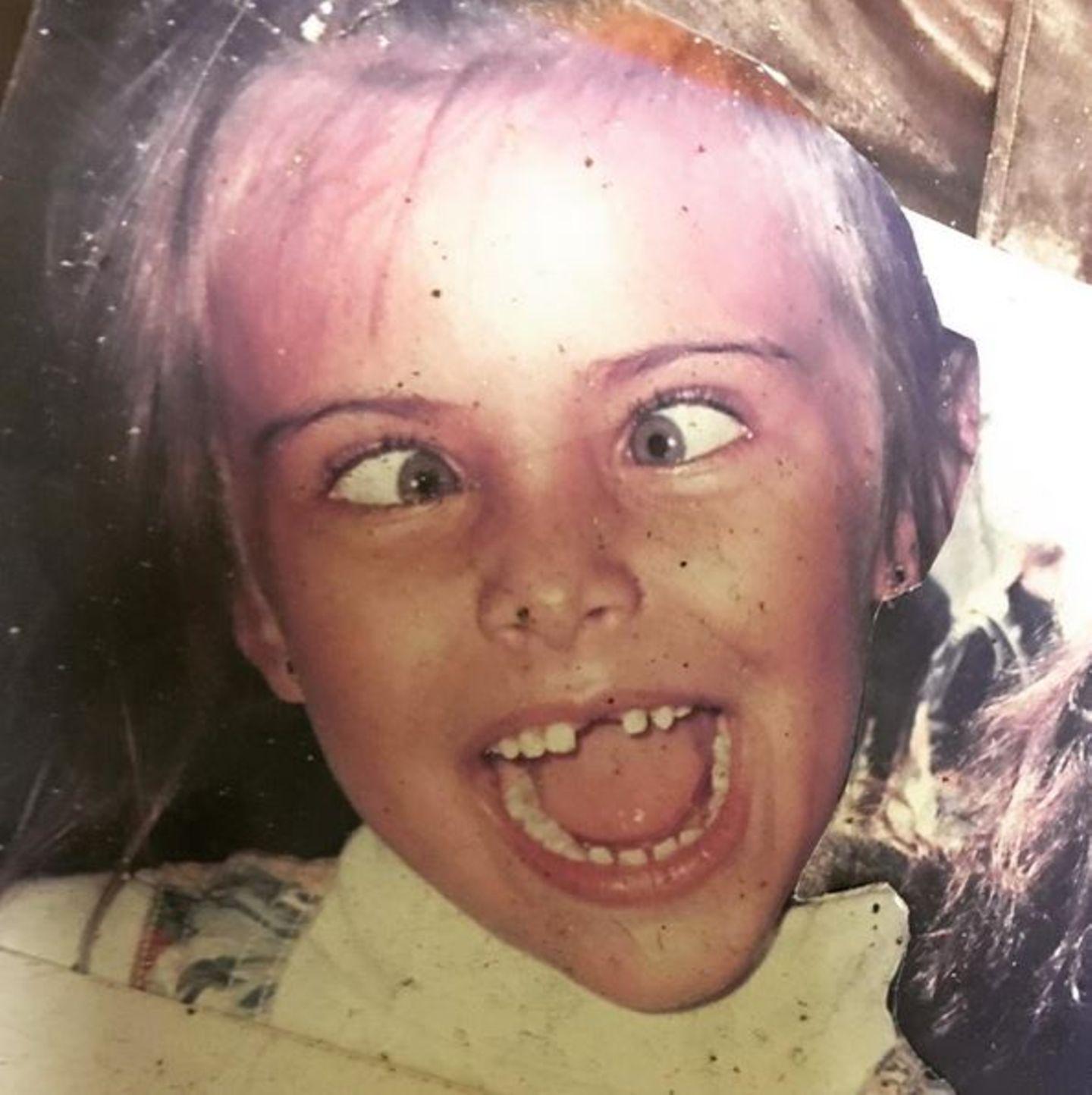 Kinderfotos der Stars: Sophia Thomalla