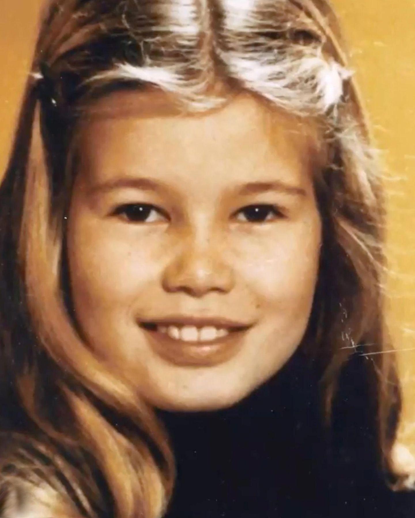 Kinderfotos der Stars: Claudia Schiffer