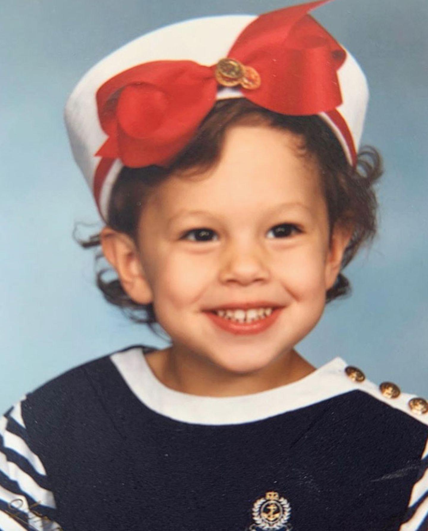 Kinderfotos der Stars: Ashley Graham