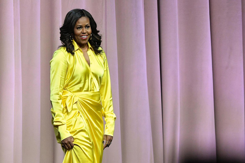 Kinderfotos der Stars: Michelle Obama