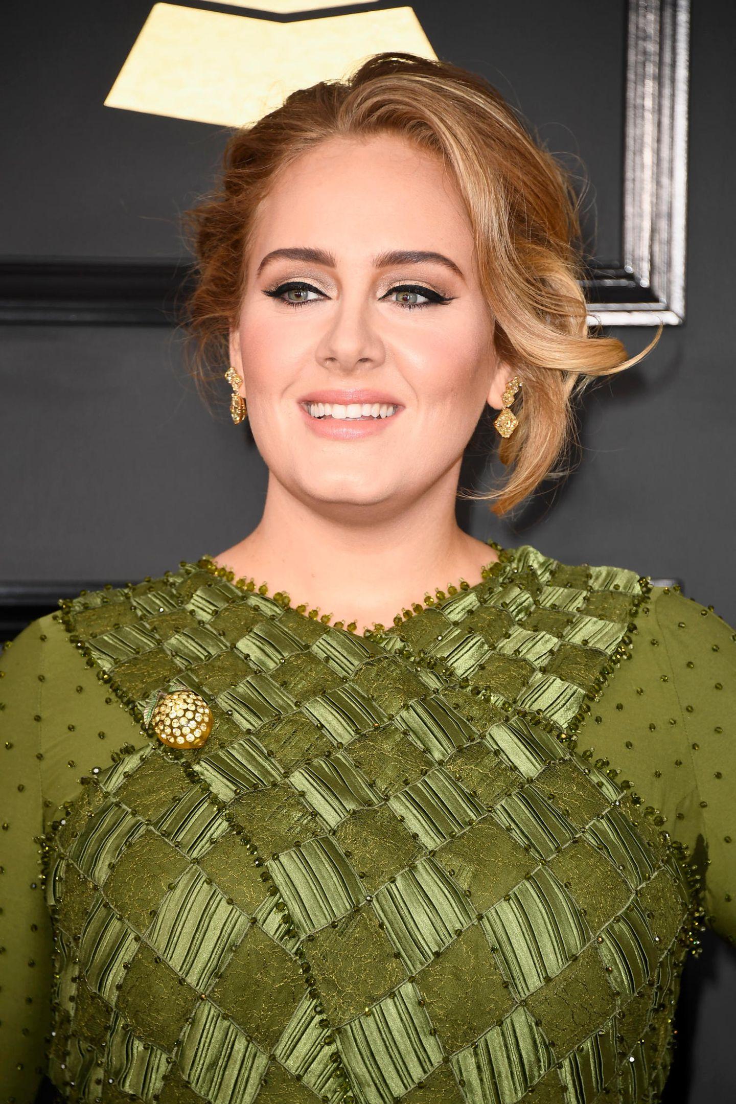 Kinderfotos der Stars: Adele