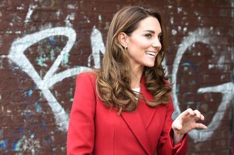 Schönheitsgeheimnisse der Royals: Kates glänzende Haare