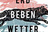 """Buchtipps der Redaktion: Buchcover """"Erdbebenwetter"""""""