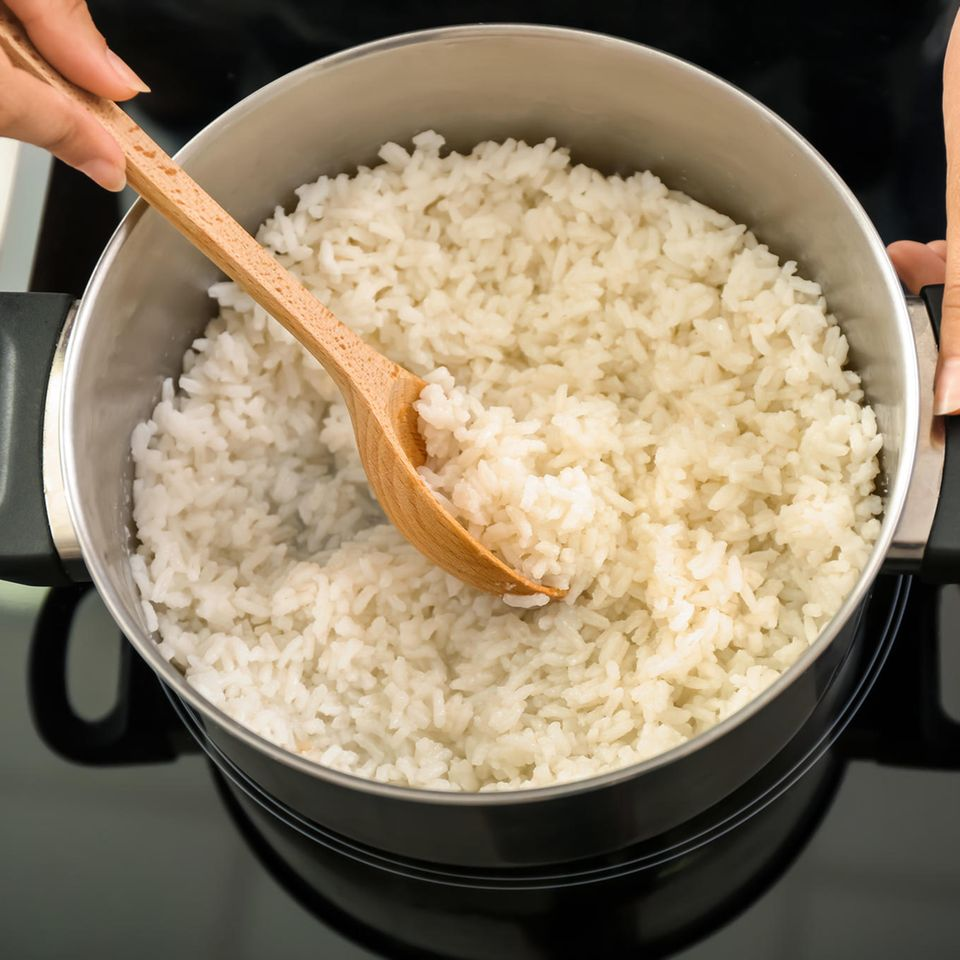 Rückruf: Reis