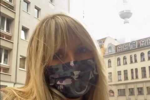 Heidi Klum: Keine Masken in Berlin