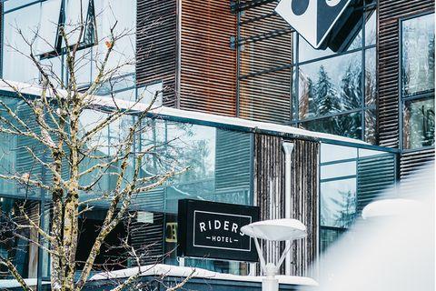 Gewinnspiel: Gewinne 2 Übernachtungen inklusive Frühstück für 2 Personen im Riders Hotel in LAAX