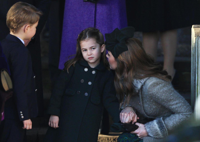 Spitznamen der Royals: Herzogin Kate und Prinzessin Charlotte
