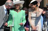 Spitznamen der Royals: Prinz Charles und Herzogin Meghan