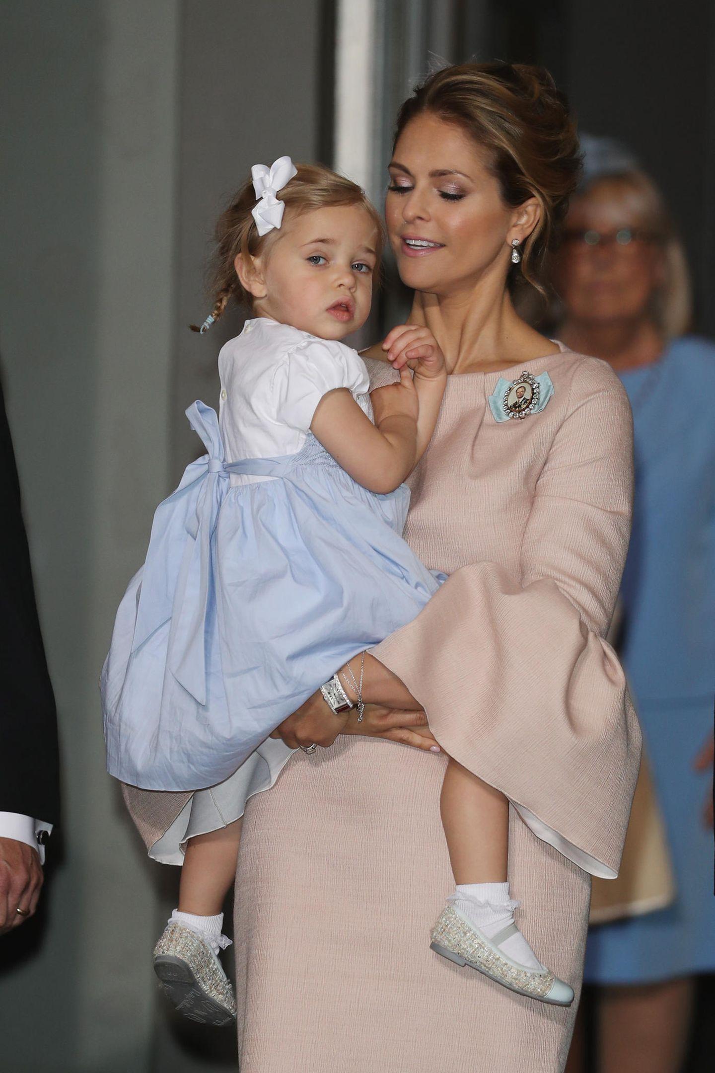 Spitznamen der Royals: Prinzessin Leonore