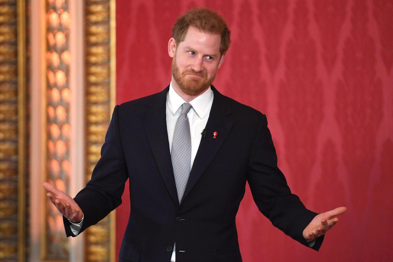 Spitznamen der Royals: Prinz Harry