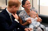 Spitznmamen der Royals: Prinz Harry, Herzogin Meghan und Archie