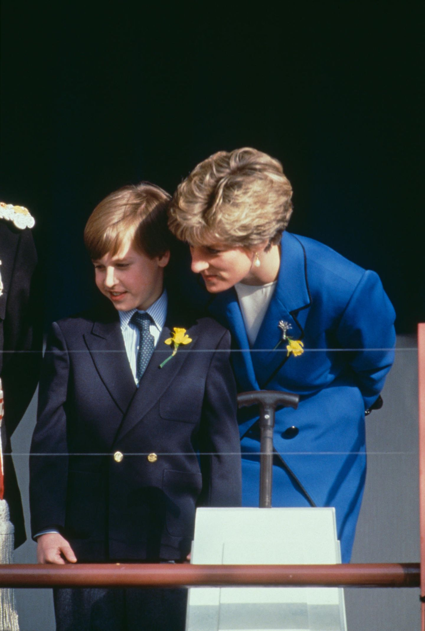 Spitznamen der Royals: Lady Diana und Prinz William