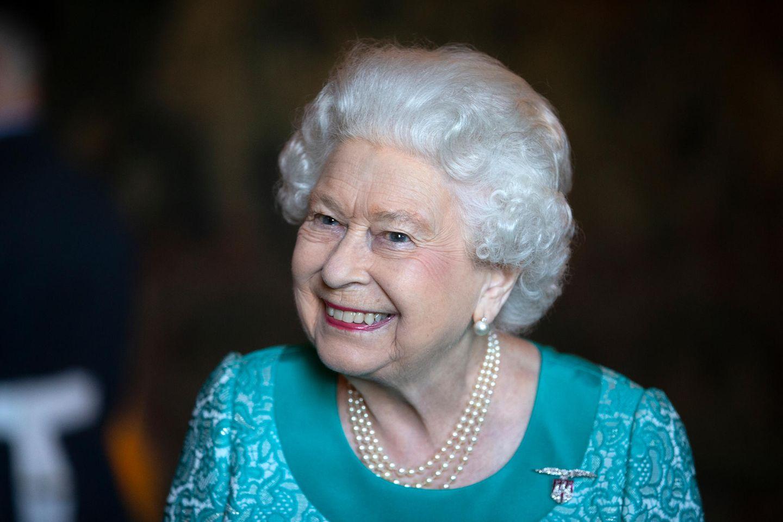 Spitznamen der Royals: Königin Elisabeth II.