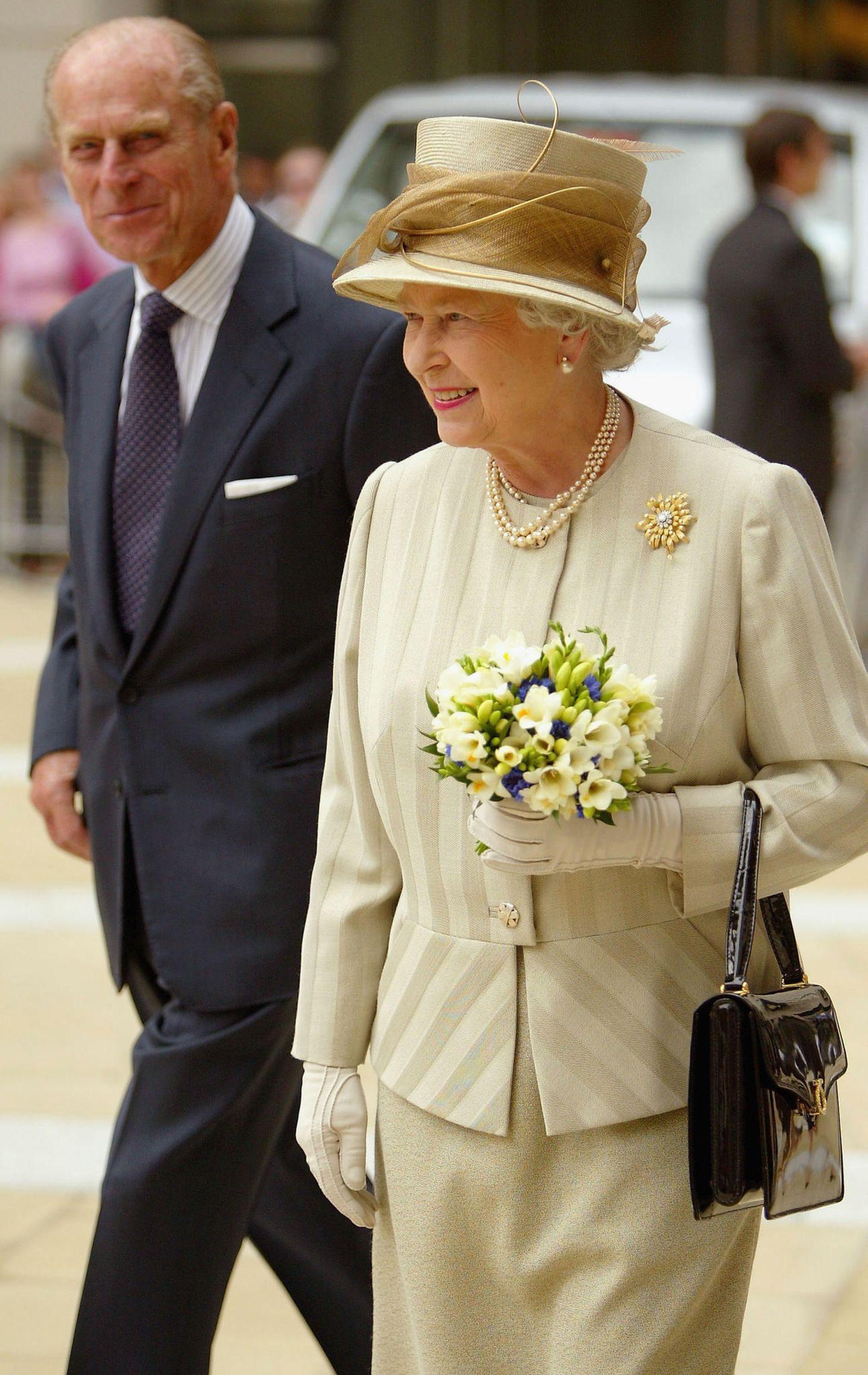 Spitznamen der Royals: Prinz Philip und Königin Elisabeth