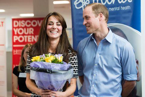 Spitznamen der Royals: Herzogin Kate und Prinz William