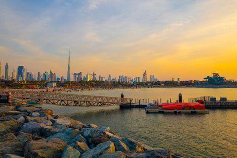 Dubai: La Mer