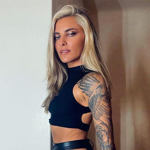 Sophia Thomalla: Neuer Looks auf Instagram