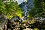 Naturwunder Deutschlands: Wasserfall