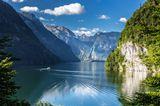 Naturwunder Deutschlands: See