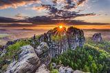 Naturwunder Deutschlands: Elbsandsteingebirge