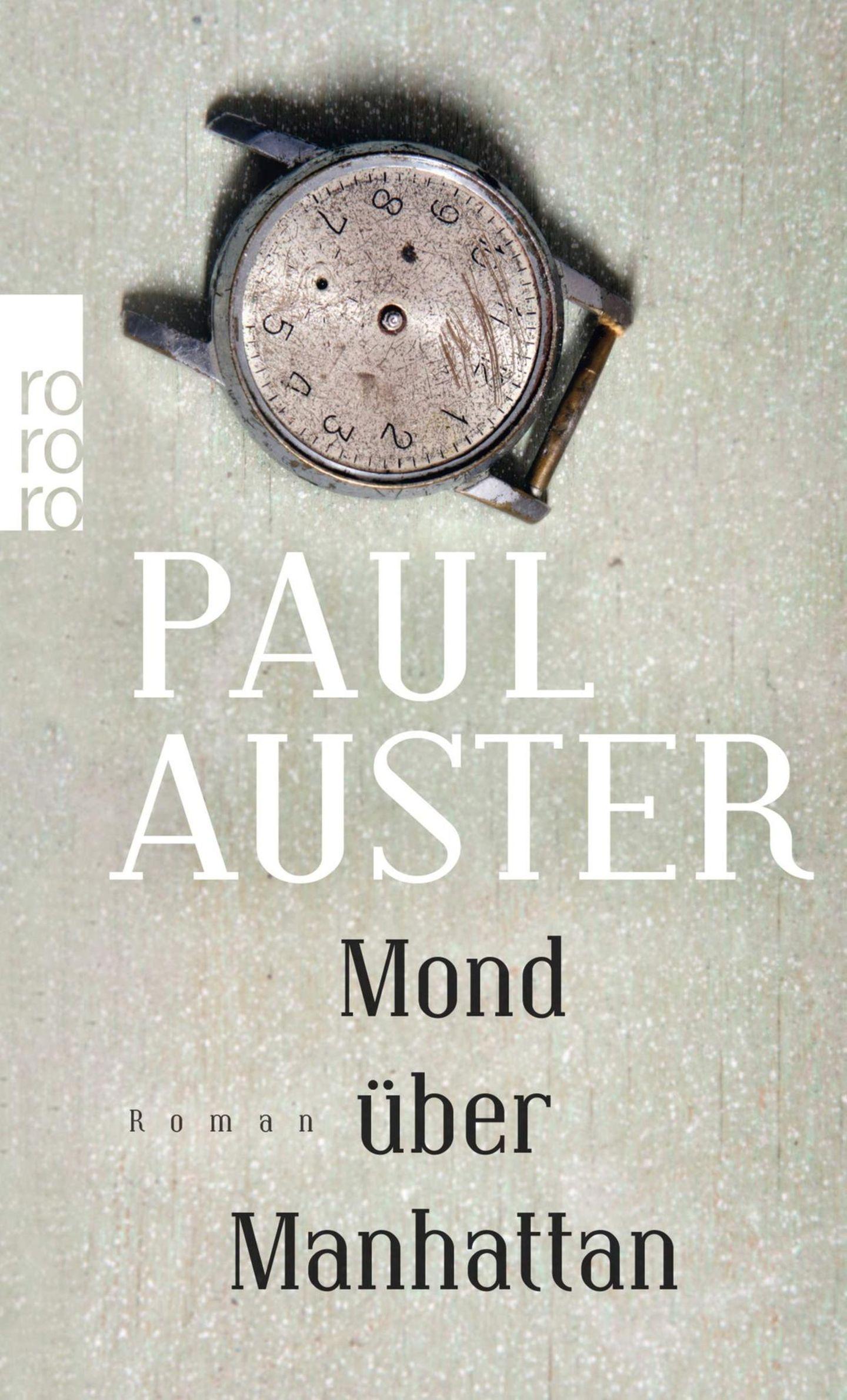Mond über Manhatten von Paul Auster