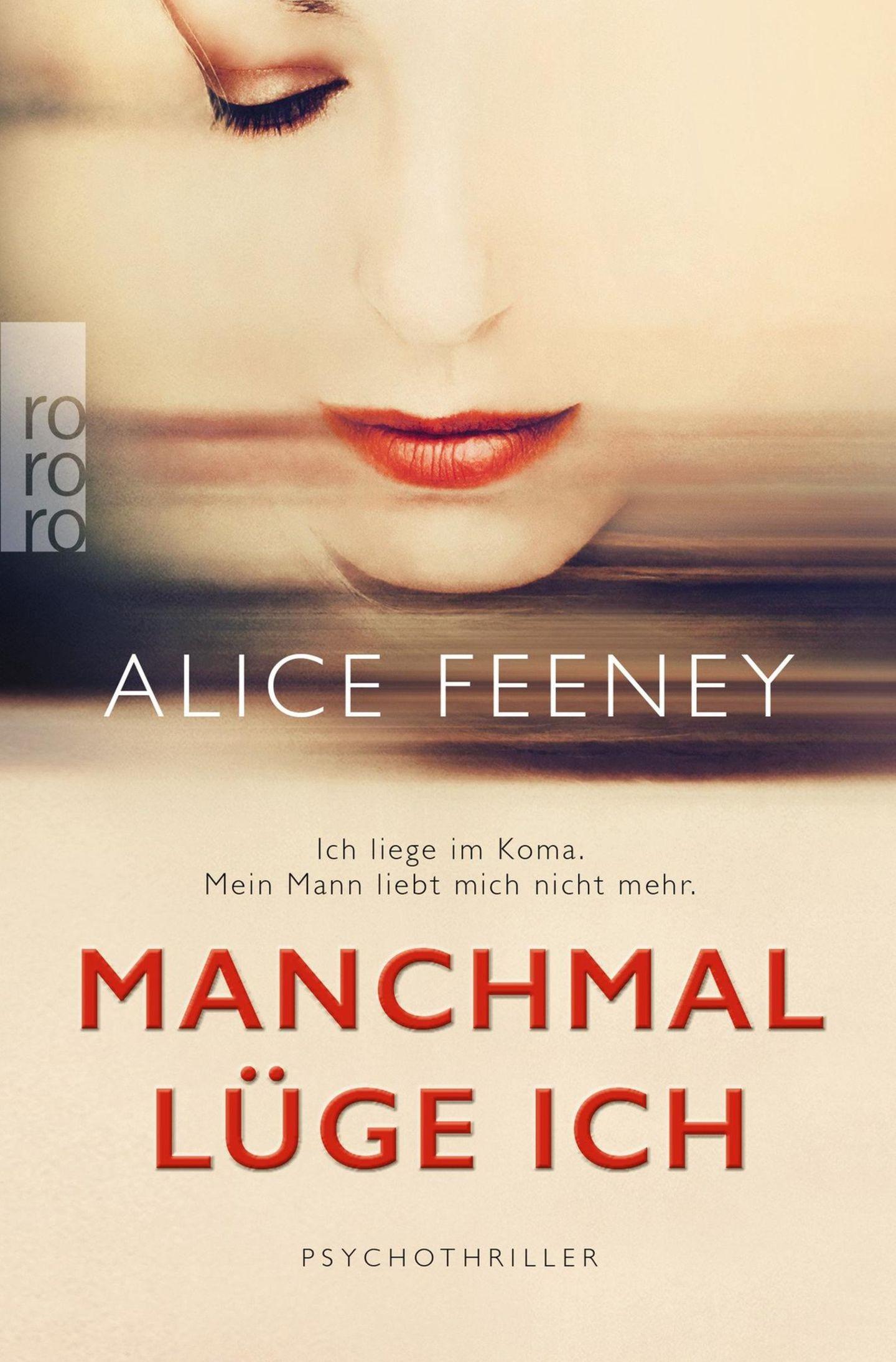 Manchmal lüge ich von Alice Feeney