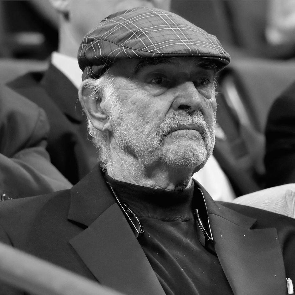Sean Connery: Sein letztes Foto rührt zu Tränen