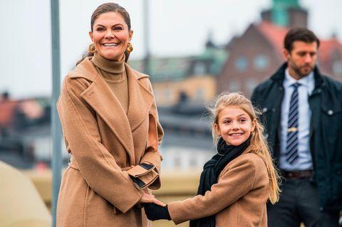 Looks der Royals:  Prinzessin Victoria und Estelle