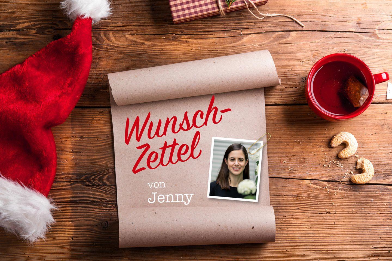 Wunschzettel Jenny