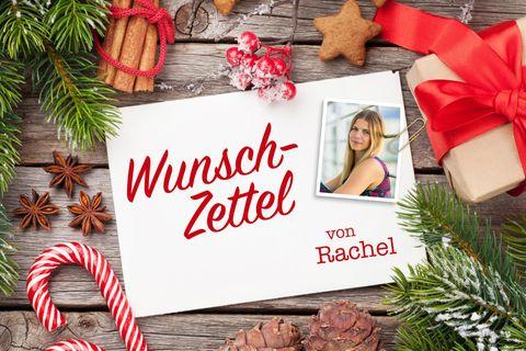 Wunschzettel Rachel