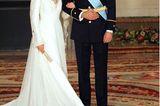 Royale Hochzeitskleider: Königin Letizia