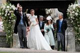 Royale Hochzeitskleider: Pippa Middleton