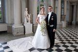 Royale Hochzeitskleider: Prinzessin Victoria