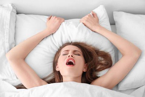 Diese Bewegung bringt die meisten Frauen zum Orgasmus