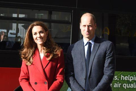 Prinz William: So reagierte er auf Flirt zwischen Komiker und Kate