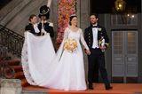Royale Hochzeitskleider: Prinzessin Sofia von Schweden