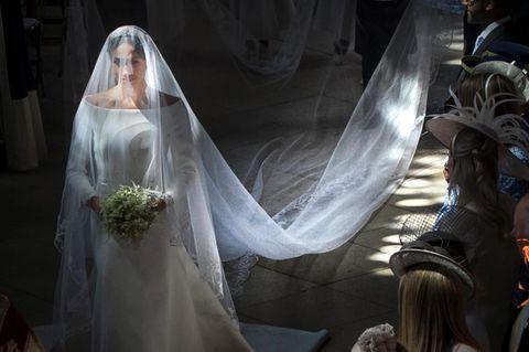 Royale Hochzeitskleider: Meghan Markle