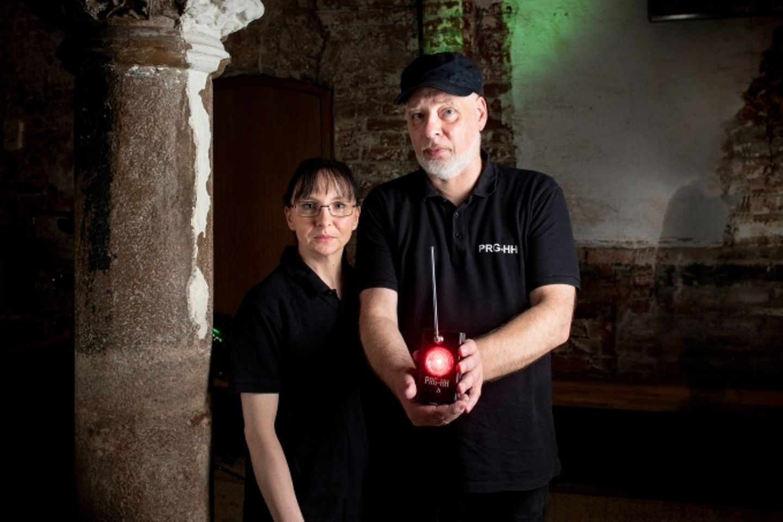 Paranormale Phänomene: Spukforscher-Paar