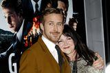 Ryan Gosling: mit Mutter Donna Gosling