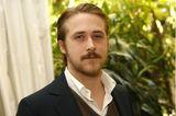 Ryan Gosling: mit Schnäuzer