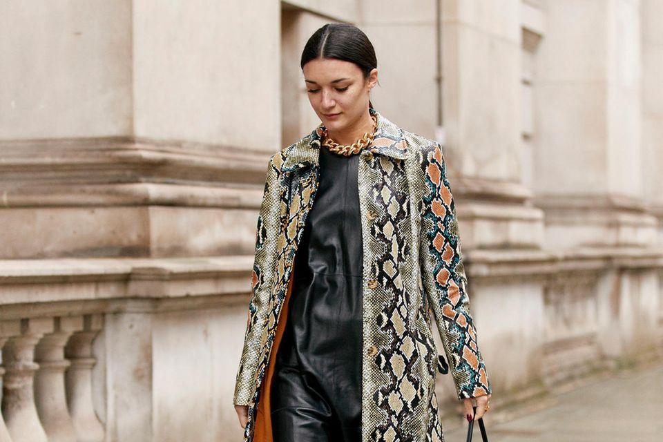Leder-Liebe: Dieses Fashion-Piece ist unser neues Lieblingsteil im Herbst
