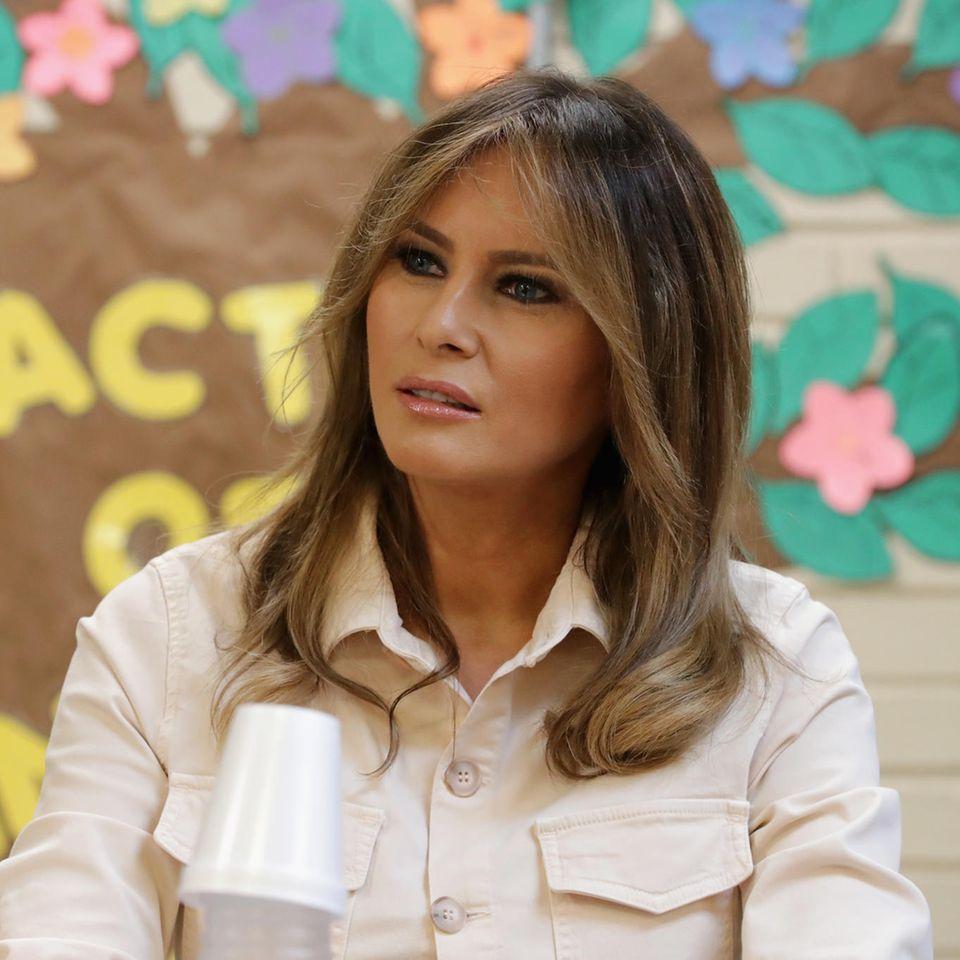Melania Trump: 4 Fragen zur Scheidung von Donald Trump