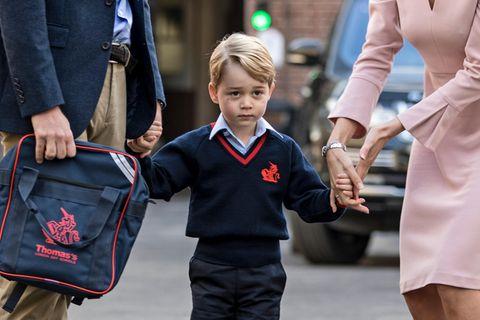 Royals: George weiß nicht, dass er König wird – wegen Harry?