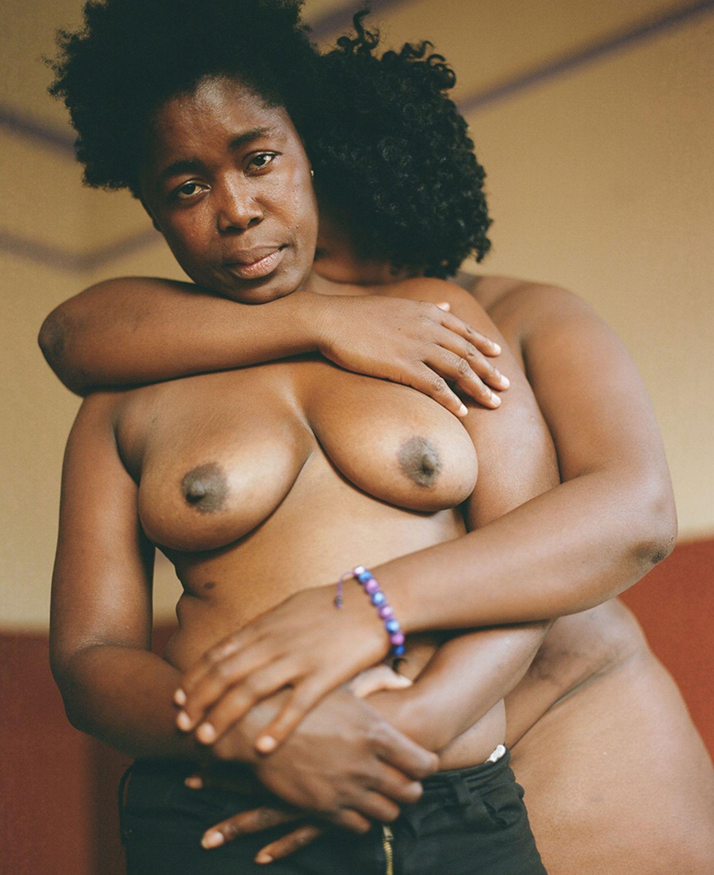 New Queer Photography: Paar Umarmung