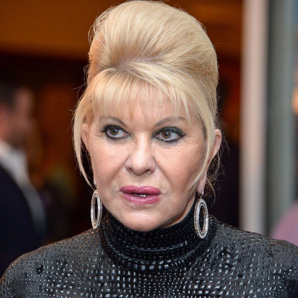 """Donald Trumps Ex-Frau Ivana Trump: """"Donald ist ein schlechter Verlierer"""""""
