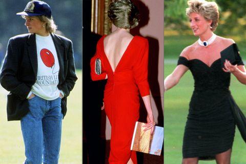 Royale Fashionista: 10 Gründe, warum Prinzessin Diana für immer die  ultimative Stil-Ikone bleibt
