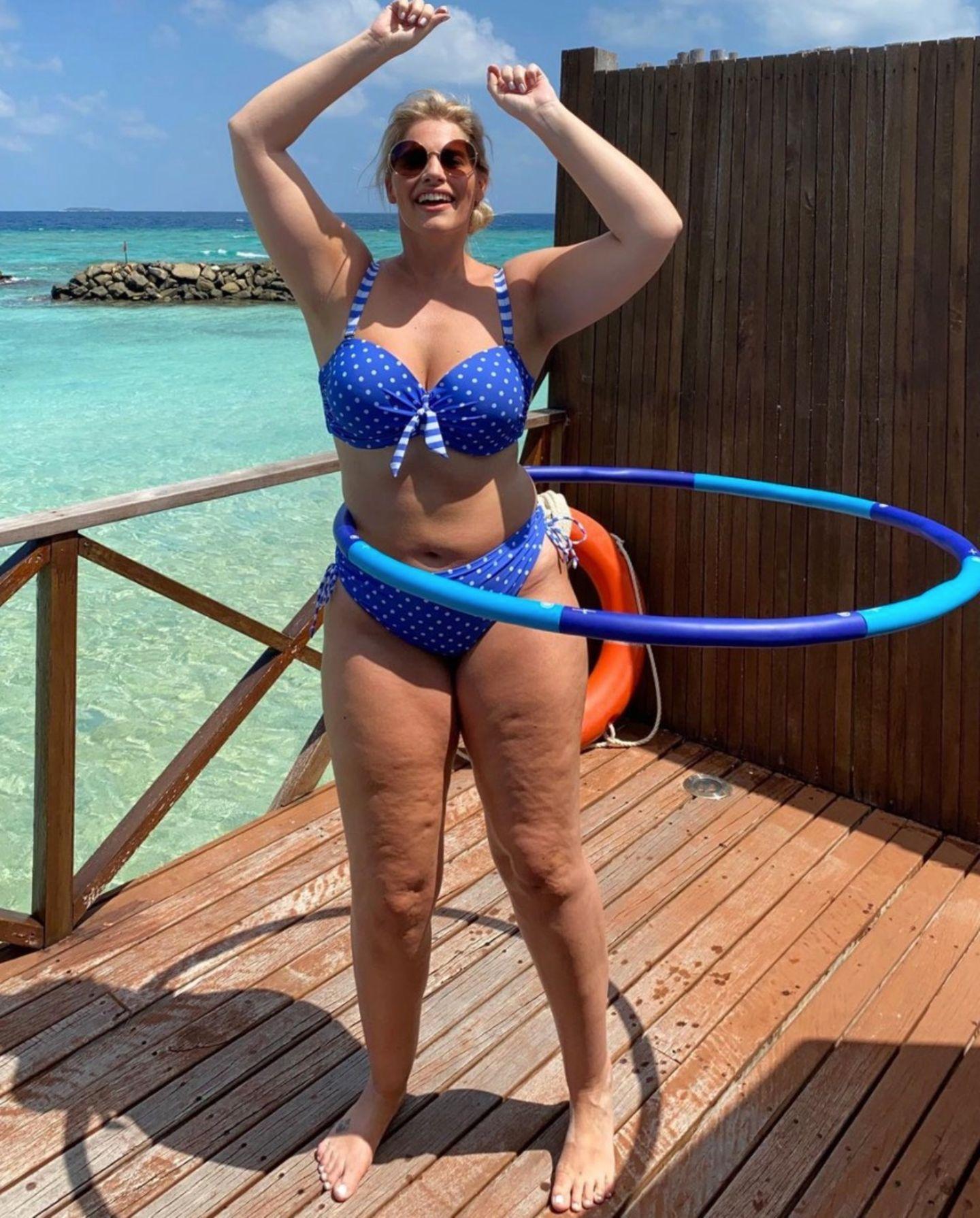 Perfekter Körper Teen Bikini
