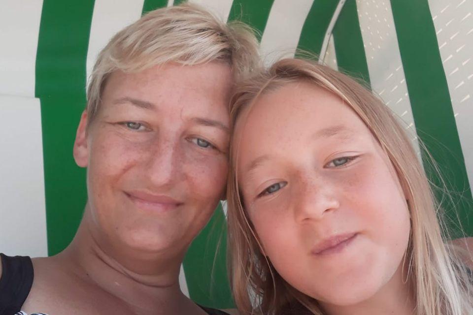 Sonja und Maxima Werner