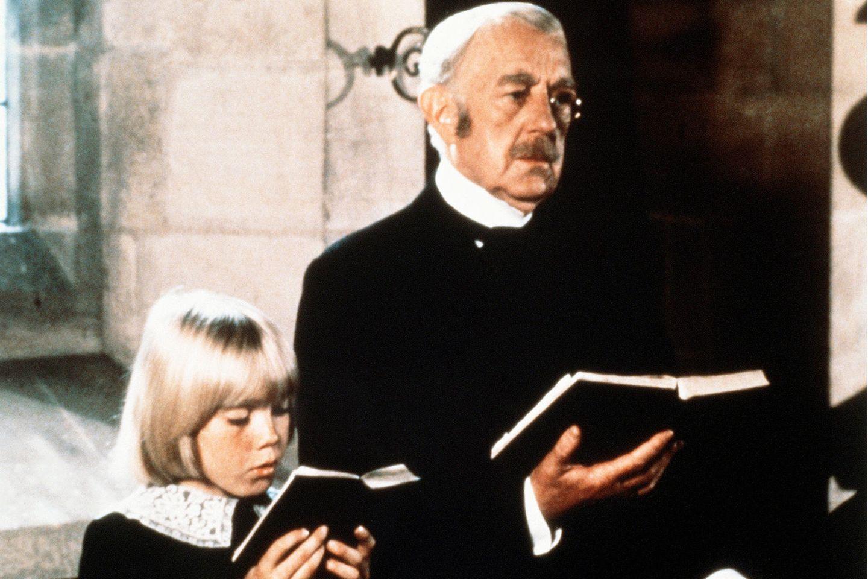 Der kleine Lord: Cedric und sein Großvater sind in der Kirche
